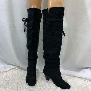 Not Rated heeled boots 9.5